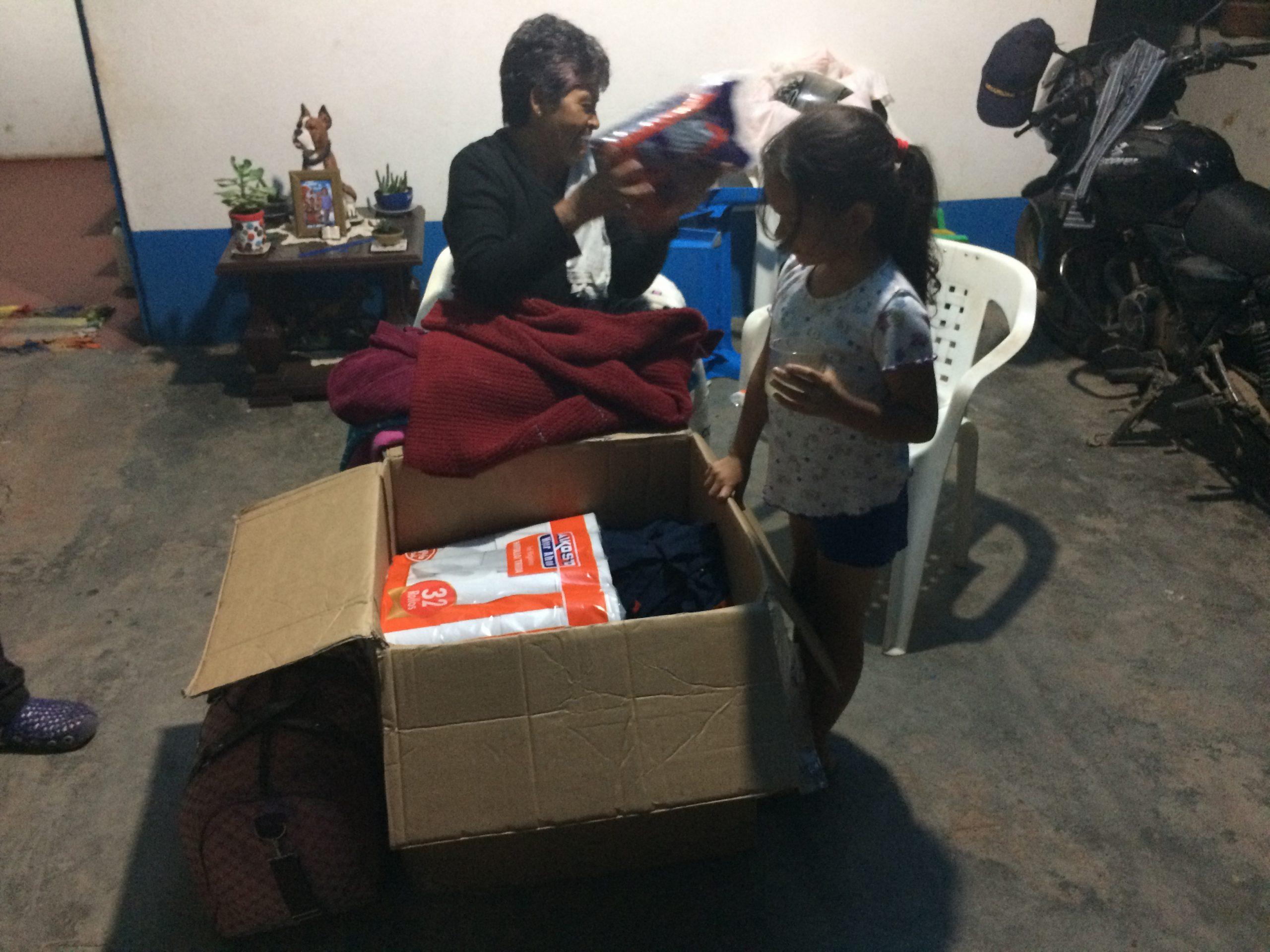 Únete a nuestro programa de caridad