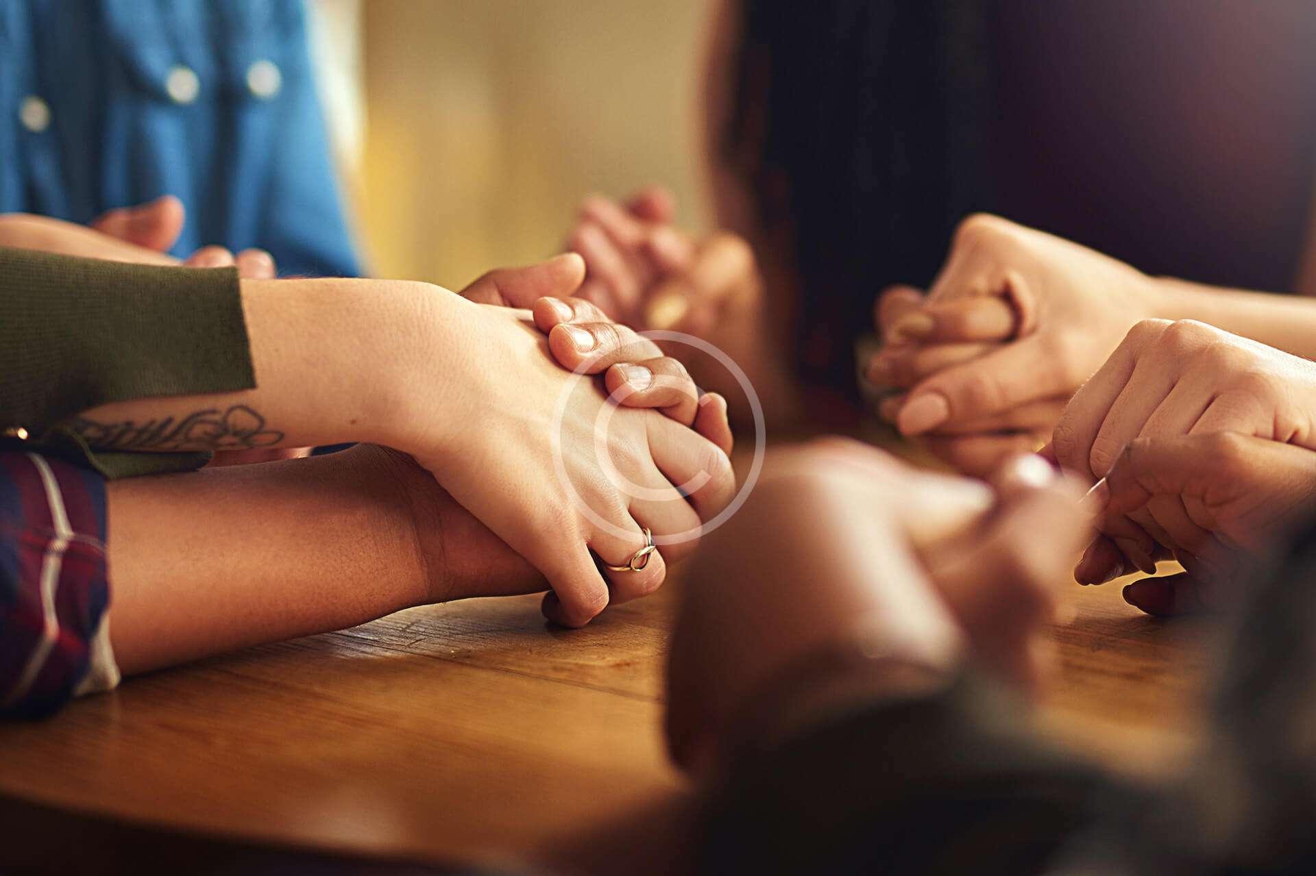 Únete a nuestra comunidad Cristiana